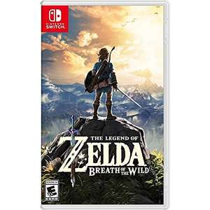 Zelda: Breath Of The Wild [Nintendo Switch, cyfrowo] za ~166,50zł @ Amazon (USA)