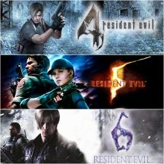 Potrójny pakiet RESIDENT EVIL (PlayStation Store)