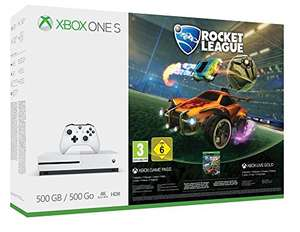 Xbox One S 500GB Rocket League Bundle + 3 Mies. Live Gold  752.00  amazon.de