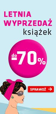 -70% na książki w księgarniach Matras