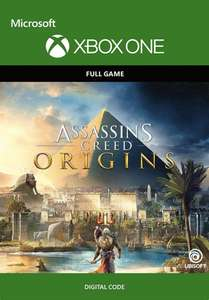 Assassin's Creed Origins Xbox One + Unity gratis @cdkeys 95.89zł/91.10zł