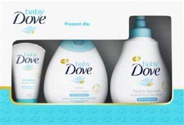 Baby Dove wita maluszki - DARMOWY zestaw Baby Dove Rich Moisture