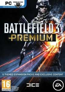 Battlefield 3: Premium Expansion Pack (PC) za 15,09zł