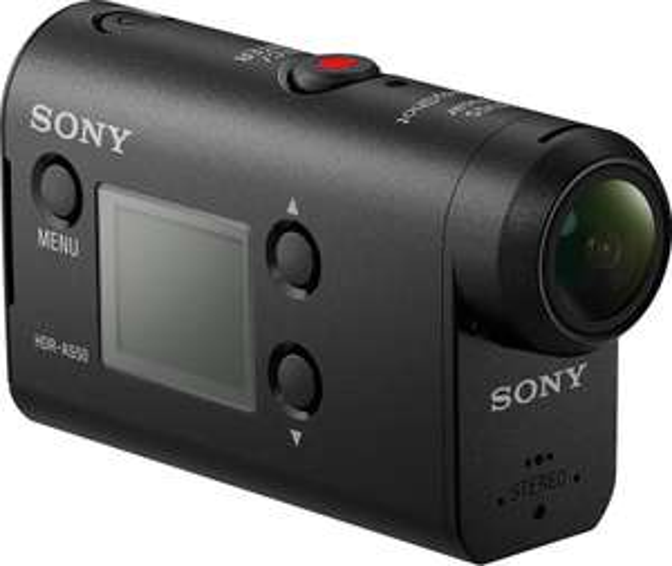 SONY HDR-AS50 +  VCTSTG1 Grip Action Cam + Obudowa wodoszczelna