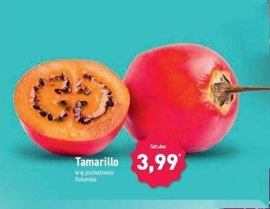 Tamarillo, Granadilla i inne w Aldi