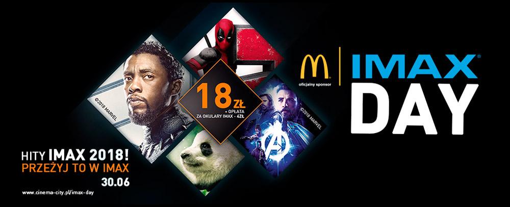 IMAX DAY w Cinema City