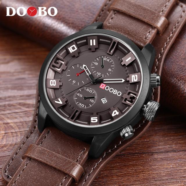 Męski zegarek sportowy Doobo