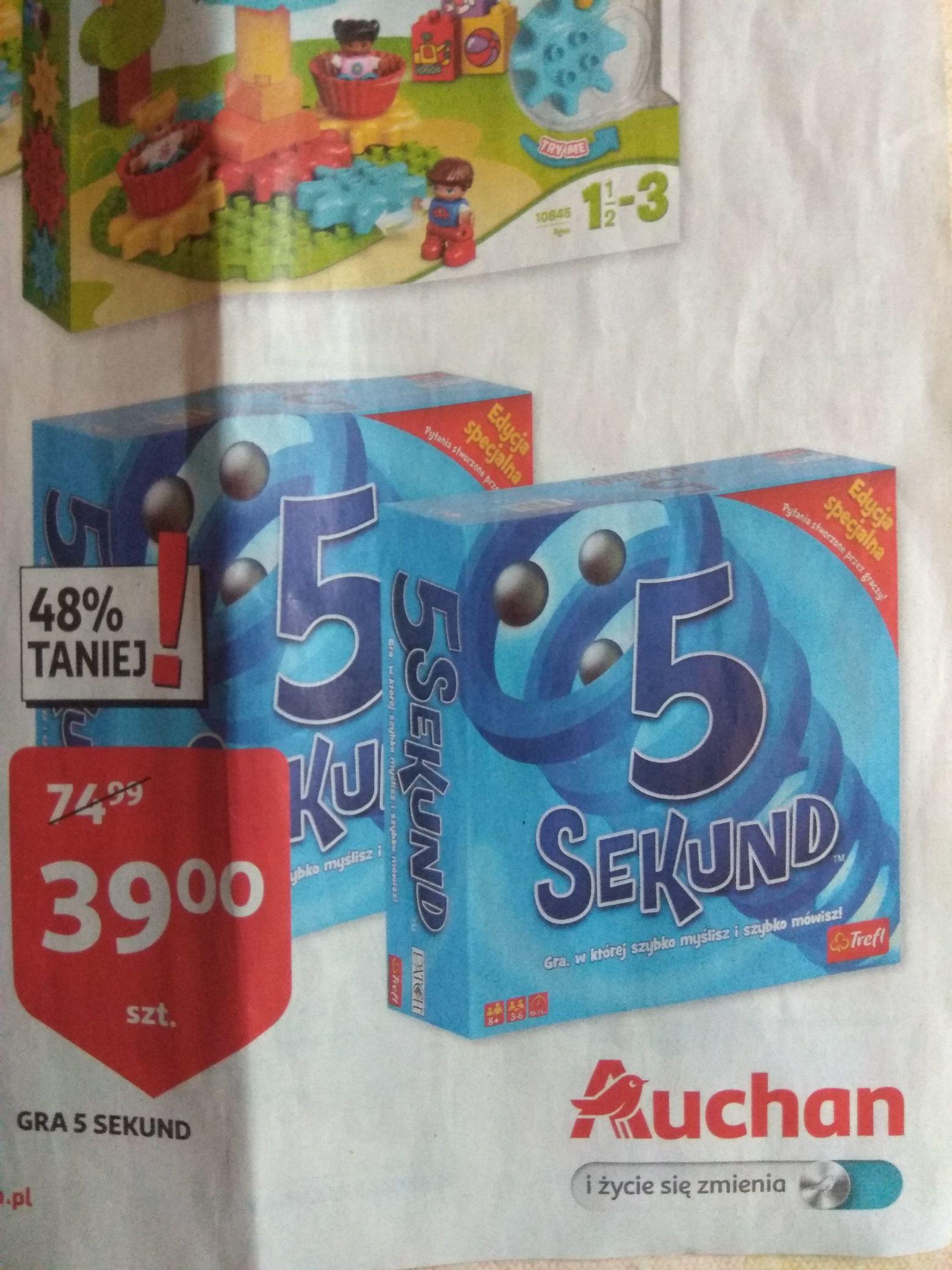 Gry planszowe - Auchan