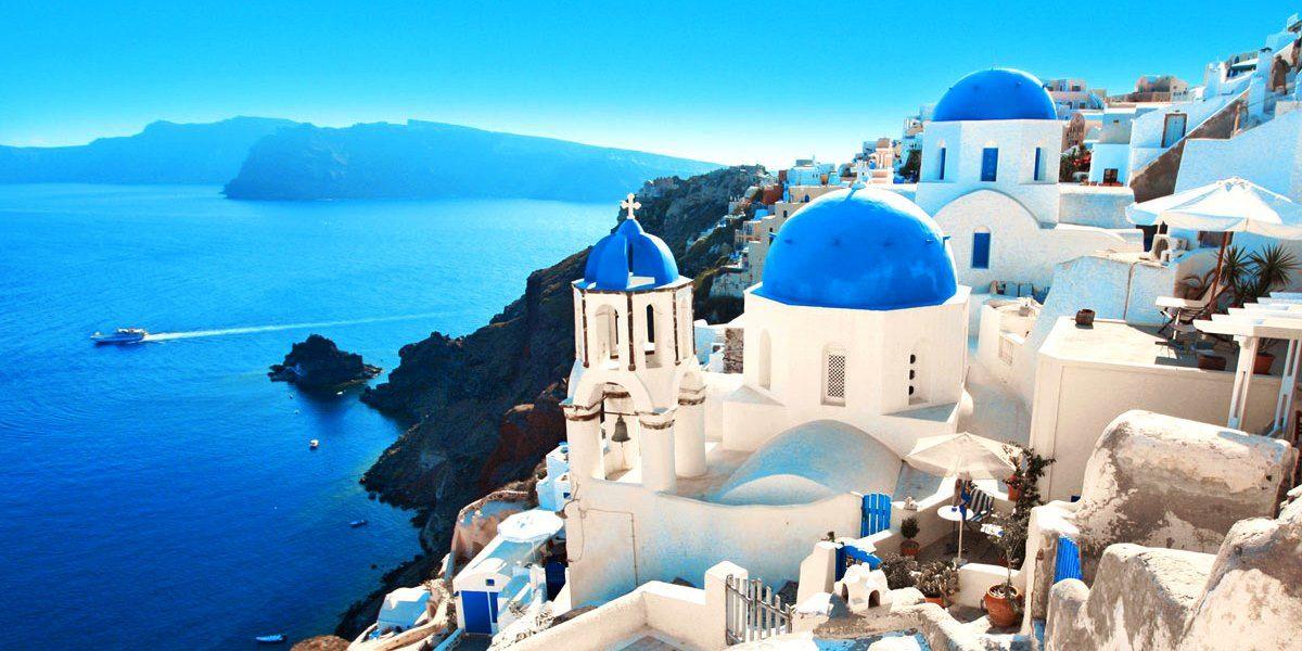 Lot z Katowic na Santorini (1-8 lipca) z bagażem rejestrowanym!