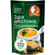 Zupy Profi - cena za 2 szt niższa niż w gazetce
