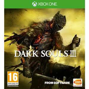 Dark Souls III na konsolę Microsoft Xbox One @TheGameCollection