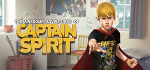 The Awesome Adventures of Captain Spirit za darmo | Steam, PS4, XOne