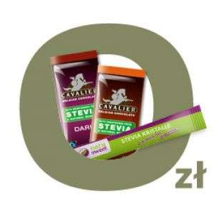 Darmowe próbki stewii i czekoladek (mleczna i deserowa) Natusweet @ Stewiarnia