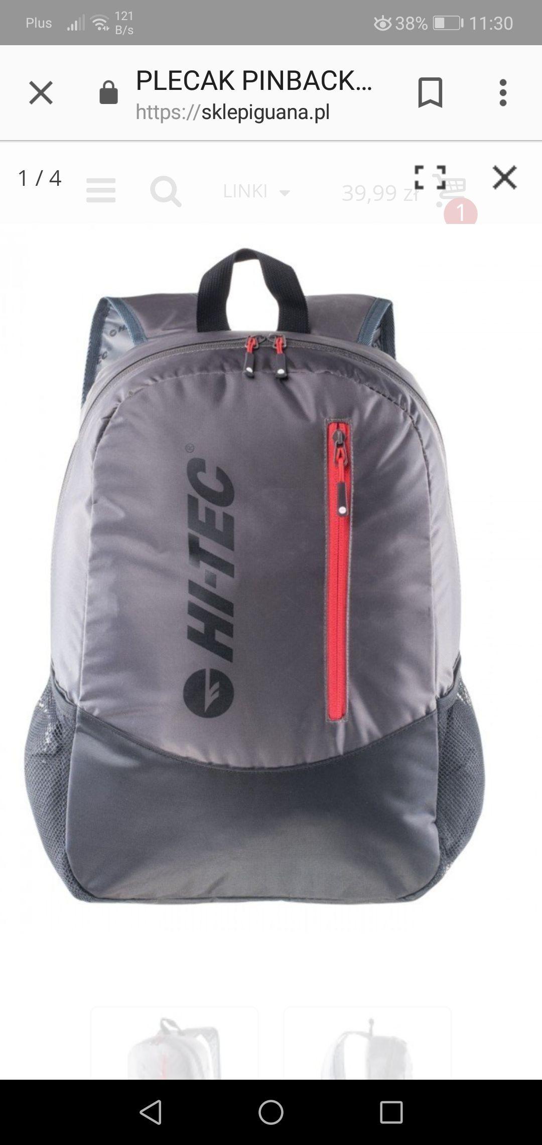 Plecak Hi- Tec 18L