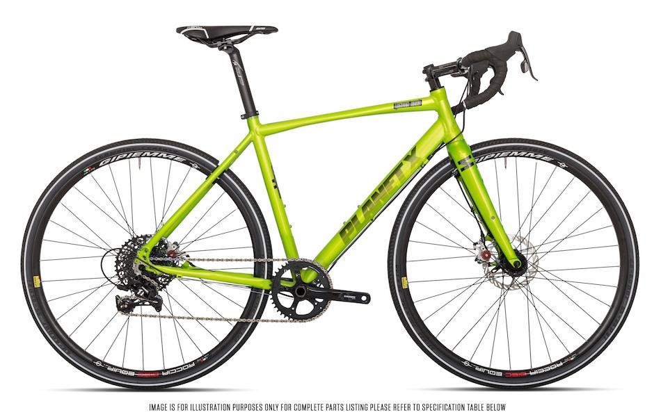 Rower szosowy Planet X London Road SRAM Apex 1 - 3140 PLN @ PlanetX