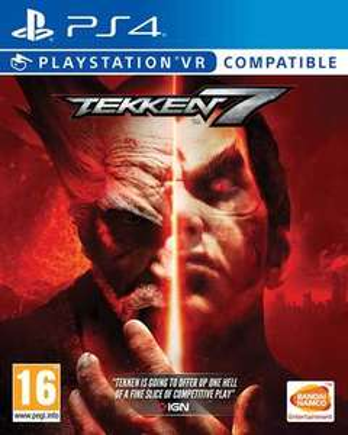 Tekken 7 [Playstation 4, Xbox One] za ~107,50zł z darmową wysyłką @ ShopTo