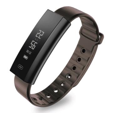 Łuk Zeblaze Ciśnienie Krwi Tlen Tętno Monitor Smartwatch Smartwatch dla iPhone 8 Android iOS