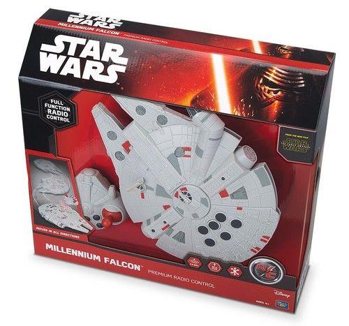 Star Wars Episode 7 Millenium Falcon zdalnie sterowany