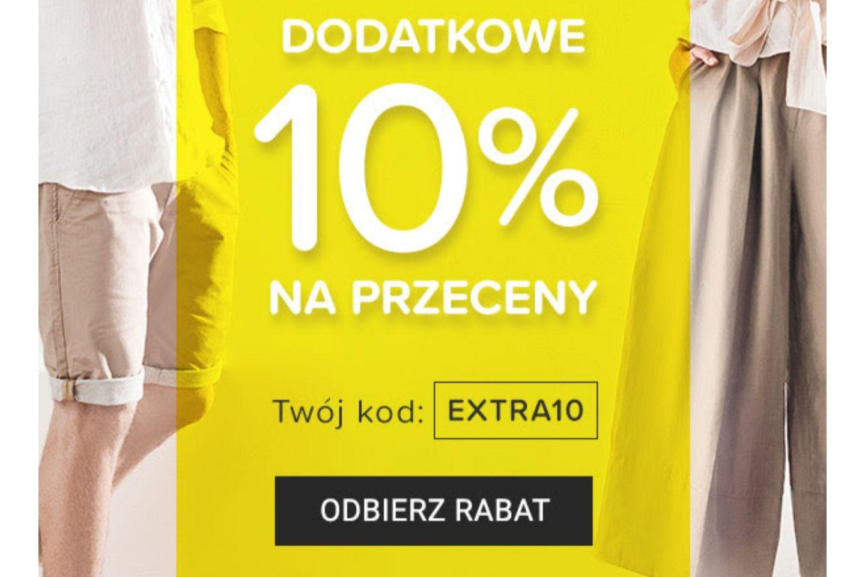Rabat 10% na przecenione obuwie - Eobuwie