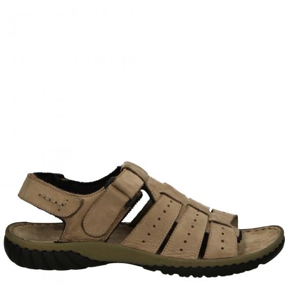 Skórzane sandały męskie - różne @Venezia