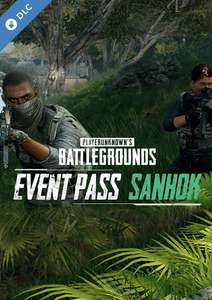 cdkeys - PC Playerunknown's Battlegrounds: Event Pass Sanhok DLC