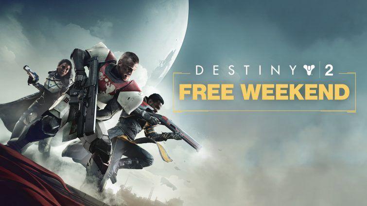 Darmowy weekend z Destiny 2 [PS4]