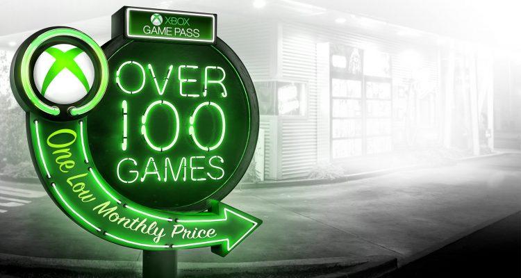 Xbox Game Pass  (Lipiec 2018)