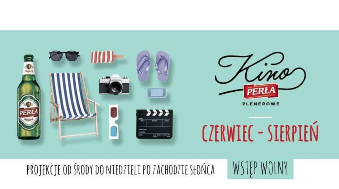 Kino Plenerowe Perła w 10 lokalizacjach w Polsce