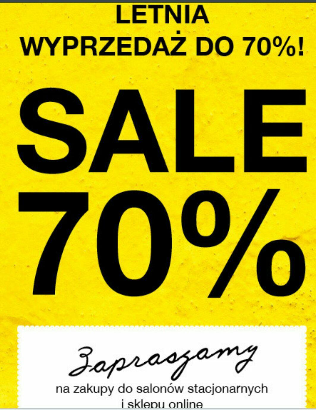 Pogłębienie wyprzedaży w Home&You do -70%