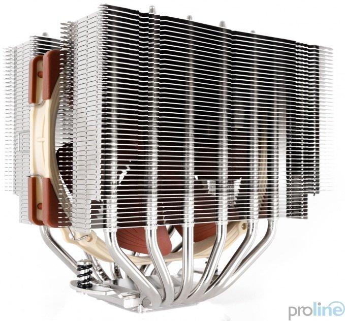 Chłodzenie procesora Noctua NH-D15S