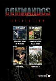 Commandos Collection za 5,42 zł Klucz Steam @uk.gamersgate.com