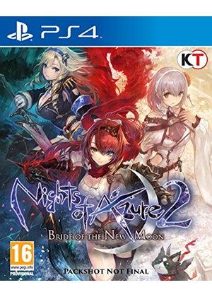 Nights of Azure 2 (PS4) za ok. 85zł@ Base