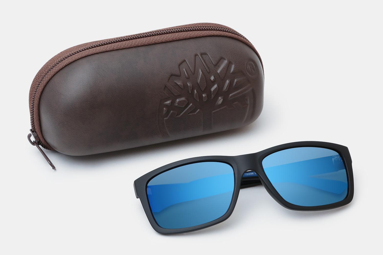 Okulary przeciwsłoneczne Timberland TB9096 02D - polaryzacja