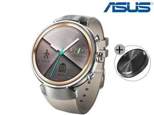 Asus ZenWatch 3 | PowerPack (Silver lub Rose Gold)