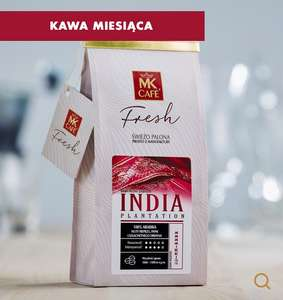 MKFRESH Kawa miesiąca INDIA PLANTATION