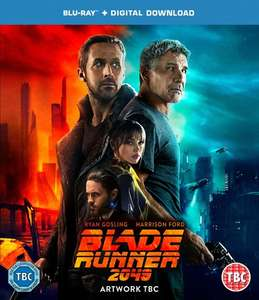 Blade Runner 2049 (Blu-ray) @ ZOOM