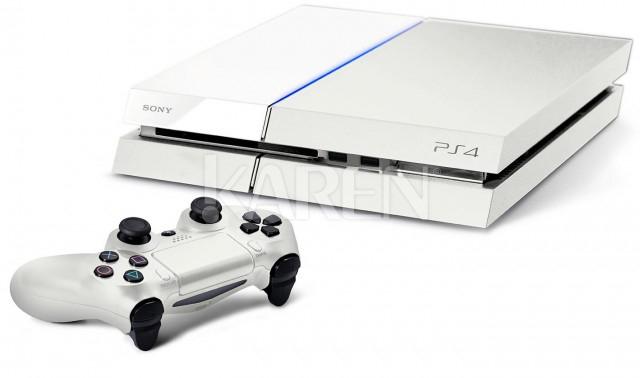Sony PlayStation 4 500GB (biała) + Far Cry 4 za 1484zł @ Karen