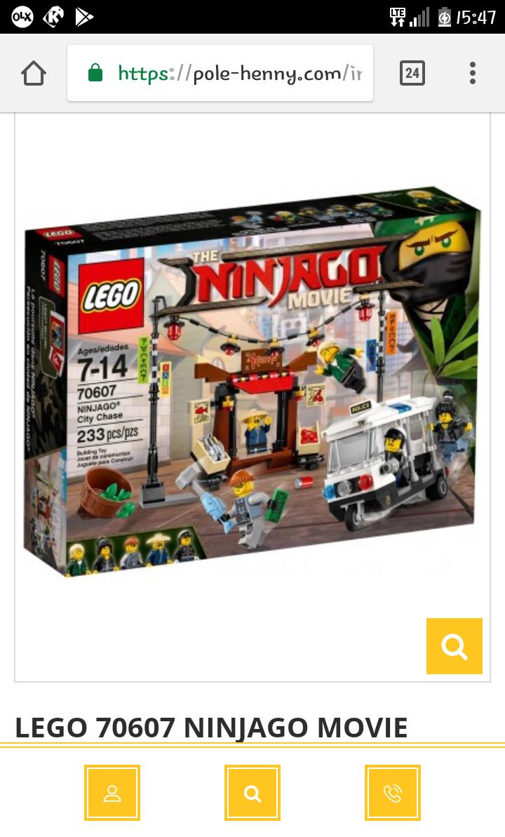 Super promocje Lego Ninjago
