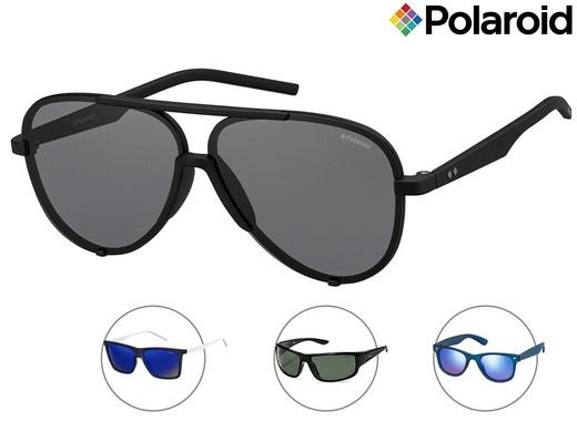 Okulary przeciwsłoneczne Polaroid - polaryzacja, 4 modele