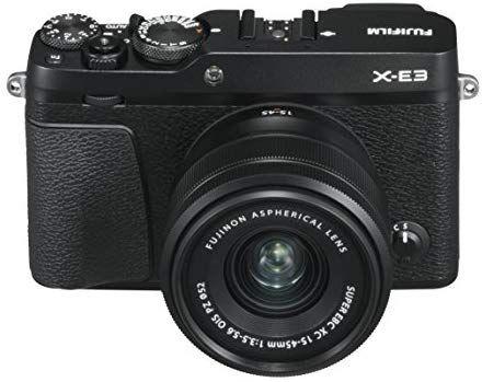 Fujifilm xe-3 plus obiektyw xc15-45 mm f3.5-5.6