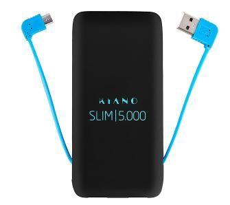 Powerbank Kiano Slim 5000  Euro RTV AGD