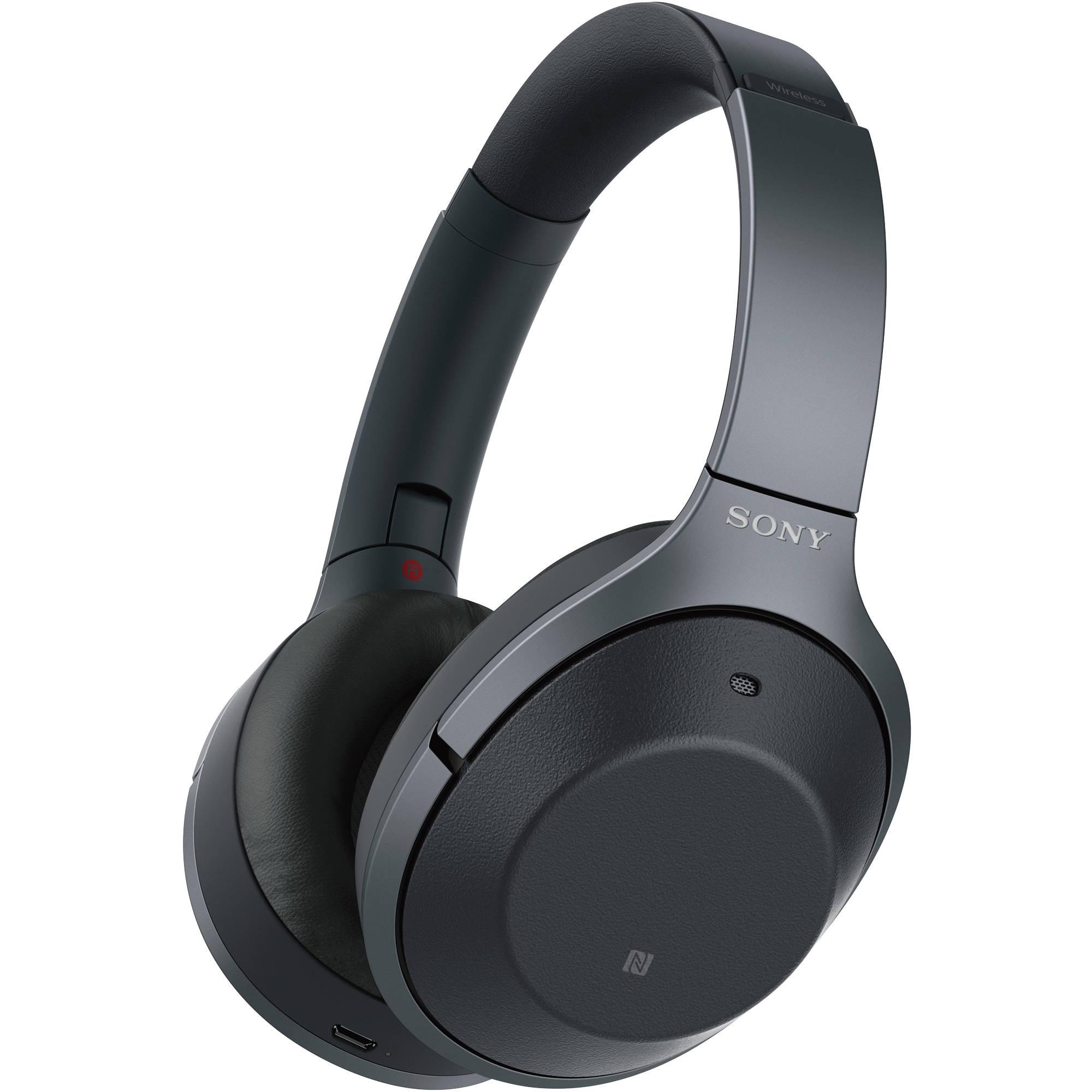 Słuchawki Sony WH-1000XM2