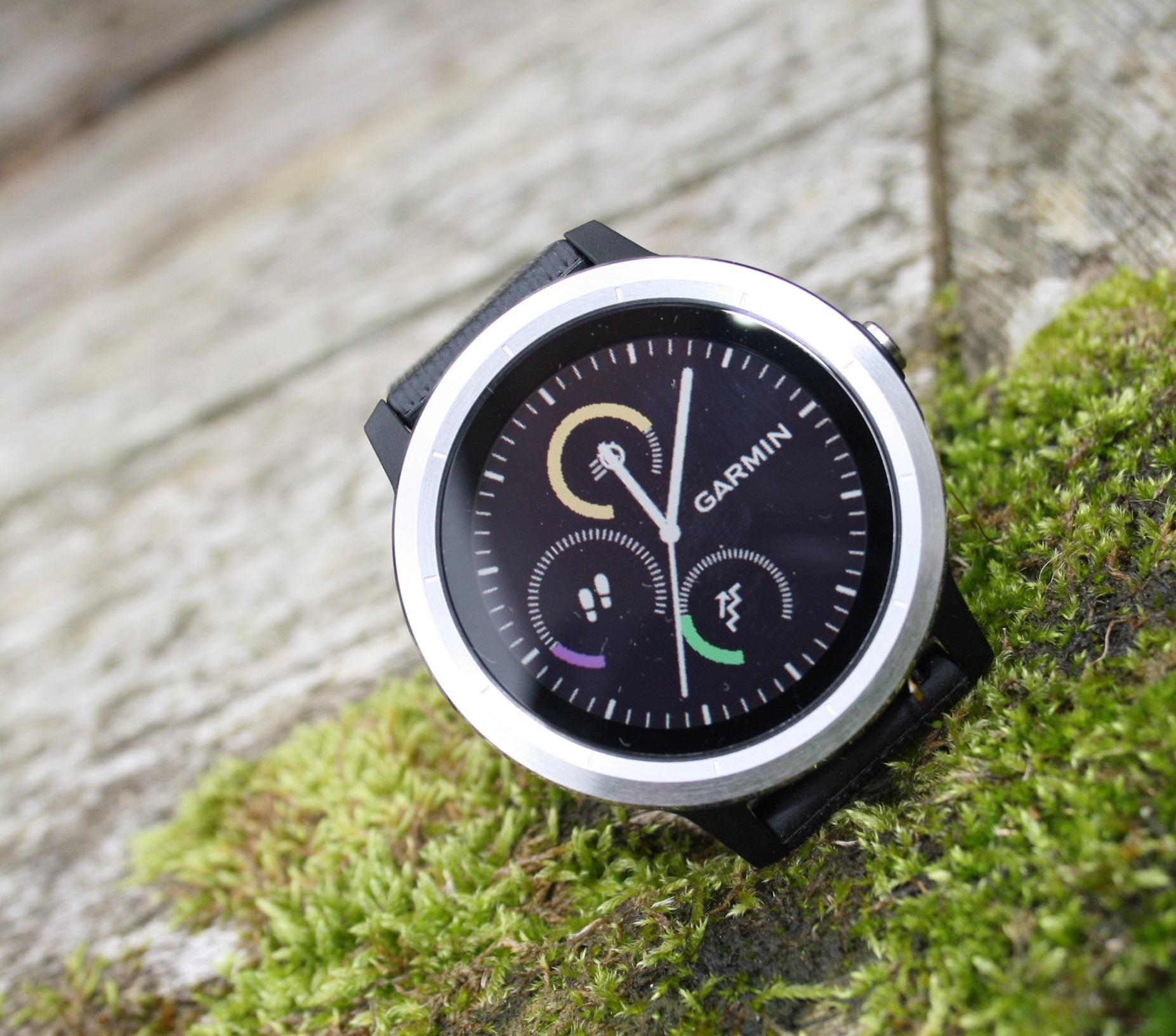 Garmin vívoactive 3 GPS - smartwatch, sportwatch, zegarek sportowy
