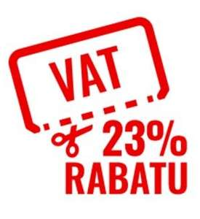 "Promocja ""bez VAT"" na REDCOON.PL"
