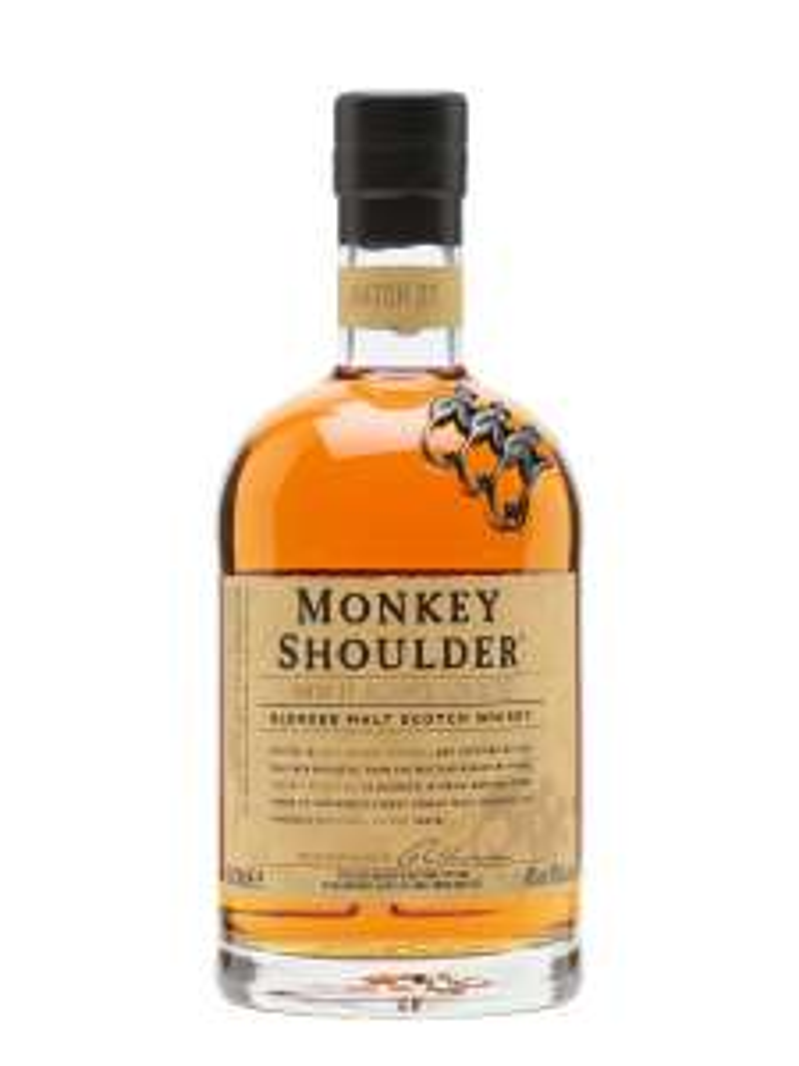 Monkey Shoulder Blended Malt Whisky / 40% / 0,7l - Simply Market Broniewskiego(Warszawa)