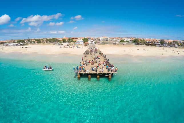 FULL OPCJA Wyspy Zielonego Przylądka All Incl. **** prywatna plaża z barem 8-15.07 KTW, WAW