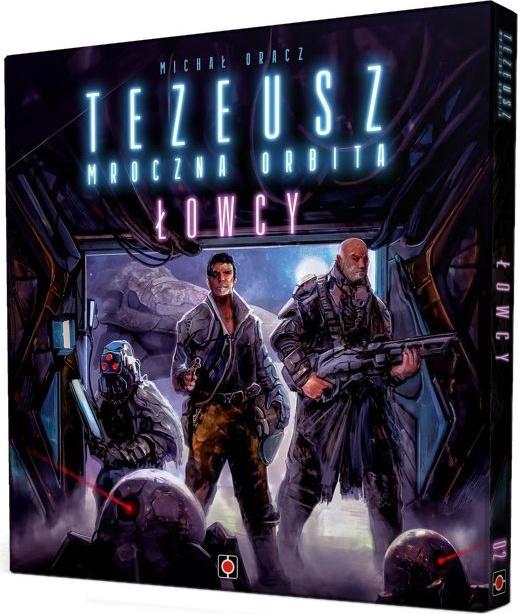 Tezeusz Boty / Tezeusz Łowcy  - DODATKI - GRY PLANSZOWE