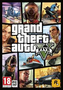 Grand Theft Auto V (GTA V) PC / Rockstar DRM