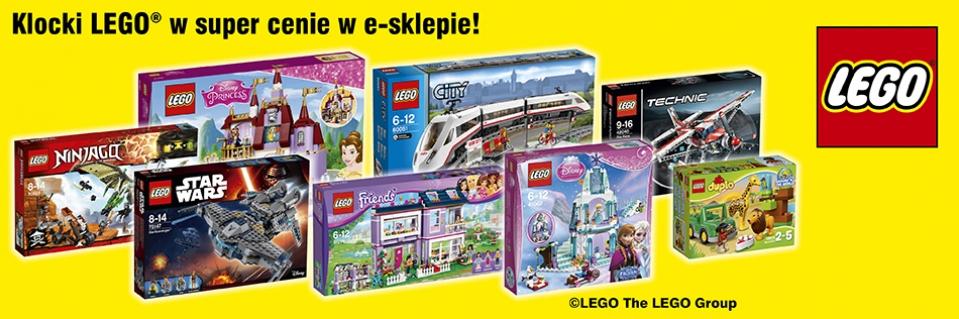 E-PIOTRiPAWEL: NAWET -30% LEGO