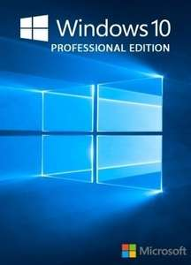 Windows 10 Proffestional (download, no CD)